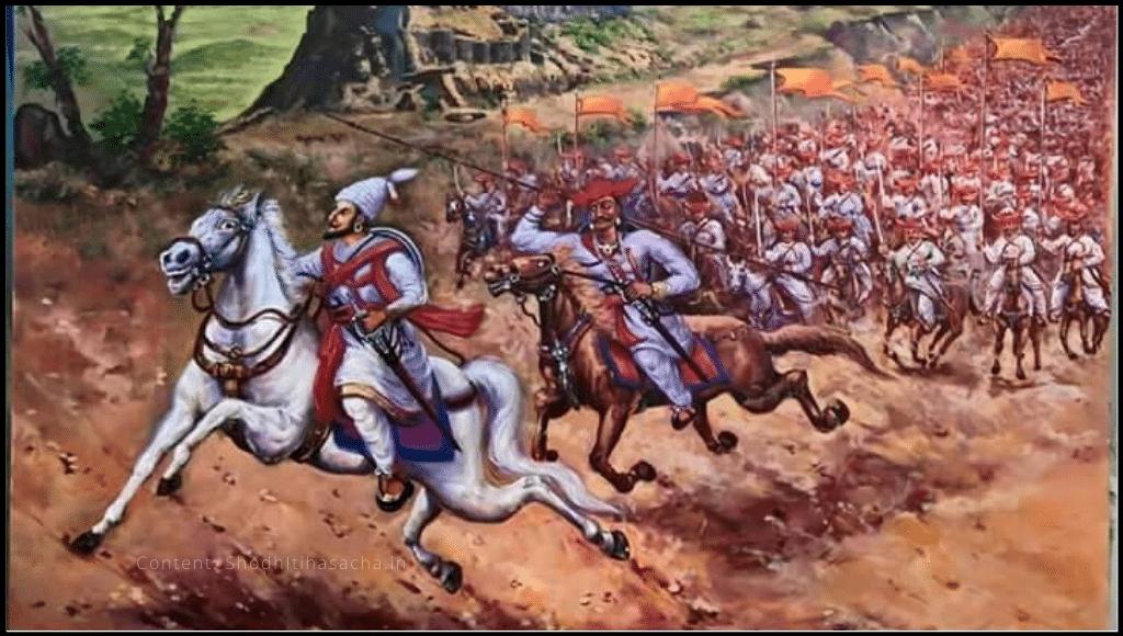 swarajyachi pahili ladhai