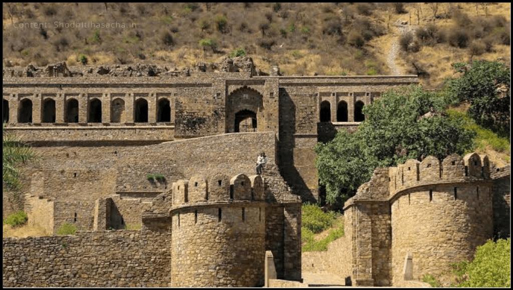 bhanagadh killa